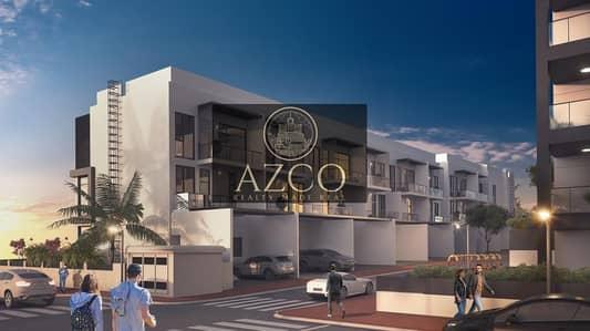تاون هاوس 4 غرف نوم للبيع في قرية جميرا الدائرية، دبي - ENCHANTING HOME FOR FAMILY | CONVENIENT PAYMENT PLAN