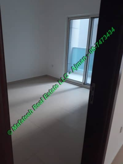 1 Bedroom Flat for Sale in Al Nuaimiya, Ajman - One bedroom for sale in installment very low price in Ajman City Tower