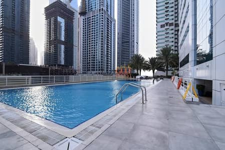 1 Bedroom Flat for Rent in Dubai Marina, Dubai - Spacious, Marina View, 1 Bedroom  Apartment / MAG218
