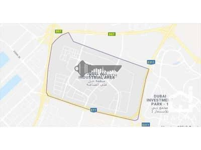 Industrial Land for Rent in Jebel Ali, Dubai - Ready to use industrial plot for long lease I Best price
