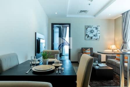 استوديو  للايجار في أرجان، دبي - Luxury Exec  STUDIO   3250   Fully Furnished & Serviced   12 Cheques   No Agency Commission   Direct From Owner