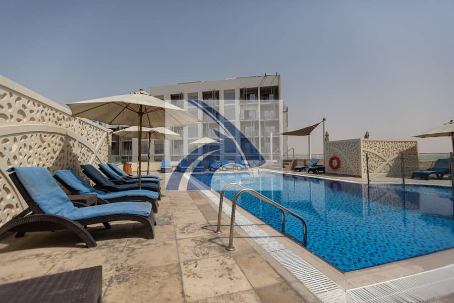 24 No Agency Commission   Direct From Owner   1BR Beautiful Apt   AED 5250 Month   *12 Cheques   Fully Furnished & Serviced