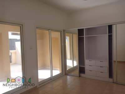 تاون هاوس 4 غرفة نوم للايجار في قرية جميرا الدائرية، دبي - 4 bed Townhouse + Maid Well Maintained