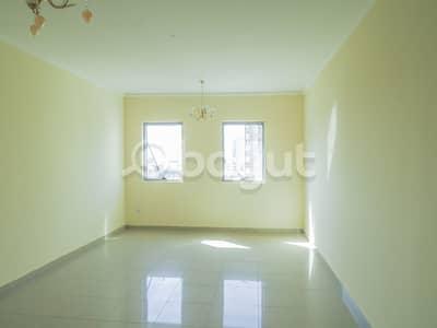 2 Bedroom Flat for Rent in Al Majaz, Sharjah - Well Maintained 2-Bedroom Flat For Rent in Capital Tower