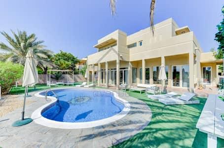 فیلا 5 غرفة نوم للبيع في المرابع العربية، دبي - Stunning 5 BR Villa   Golf Course   Saheel
