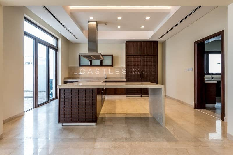 2 Brand New- Modern Arabic- 6 bed+maids