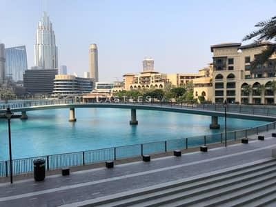 فیلا 3 غرفة نوم للايجار في وسط مدينة دبي، دبي - Burj Khalifa View- 3 bed+maids- Podium Villa
