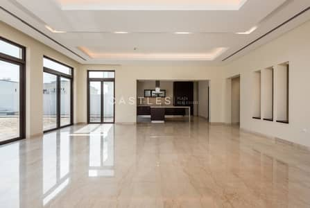 6 Bedroom Villa for Sale in Mohammed Bin Rashid City, Dubai - Brand New- Modern Arabic- 6 bed+maids