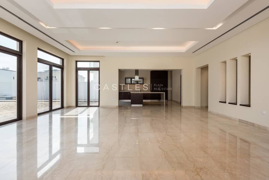 Brand New- Modern Arabic- 6 bed+maids