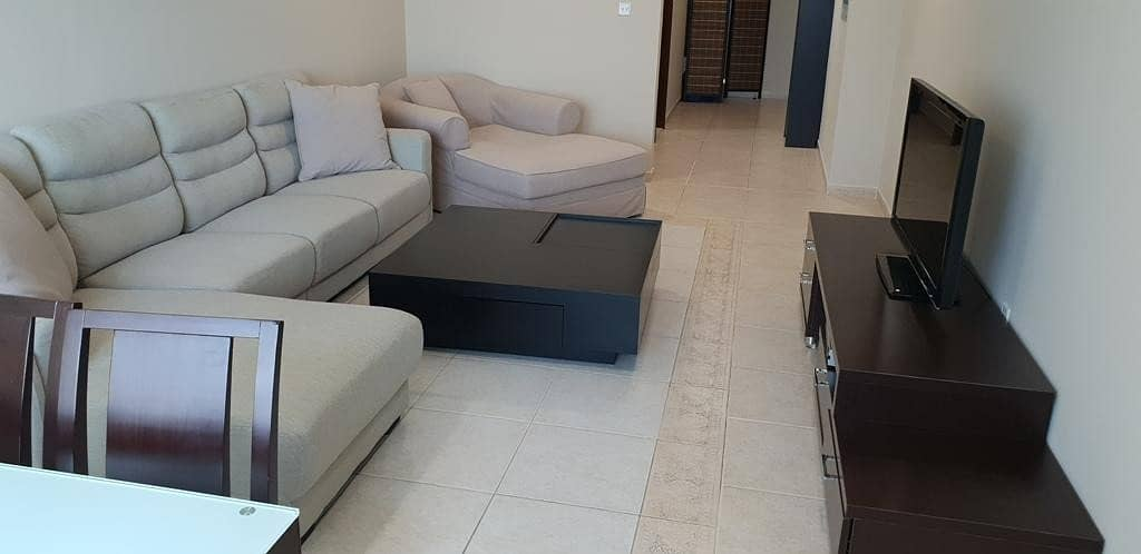 Furnished 2 Bed Vacant Apt in Elite Residence