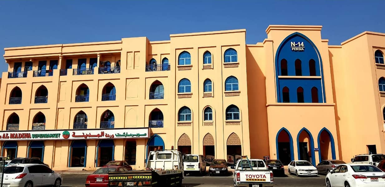 International City Persia Cluster Studio With Balcony Apartment For Rent In 20,000