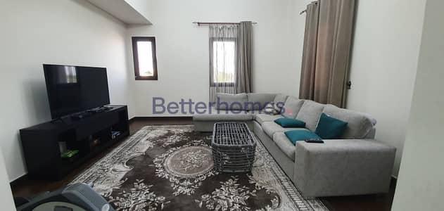 1 Bedroom Apartment for Rent in Dubai Festival City, Dubai - spacious | ground Floor | Gardens View |
