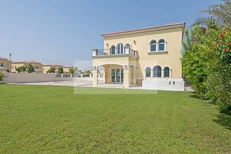 3 Bedroom Villa for Rent in Jumeirah Park, Dubai - Corner Plot