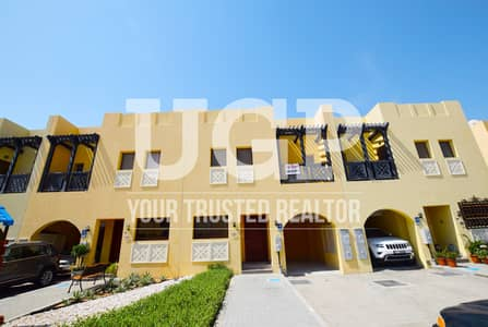 3 Bedroom Villa for Sale in Hydra Village, Abu Dhabi - Semi Corner 3 BR Villa with Rental Back!