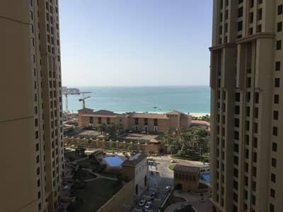 فلیٹ 1 غرفة نوم للبيع في جميرا بيتش ريزيدنس، دبي - Furnished 1 Bedroom Apt. in Murjan For Sale