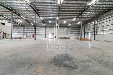 Warehouse for Sale in Dubai Industrial Park, Dubai - Fully Furnished Warehouse | Nice Location