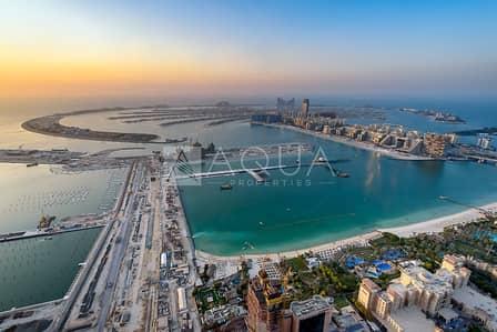4 Bedroom Penthouse for Rent in Dubai Marina, Dubai - Full Sea View | Penthouse 4 Bed+ Maid's