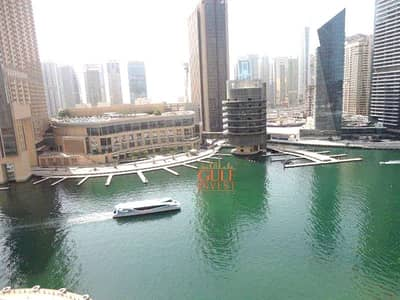 Studio for Sale in Dubai Marina, Dubai - Stunning Studio with full Marina View in Bay Central!!!
