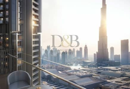 1 Bedroom Flat for Sale in Downtown Dubai, Dubai - 03 YRS POST HANDOVER PLAN | 50% DLD FEES