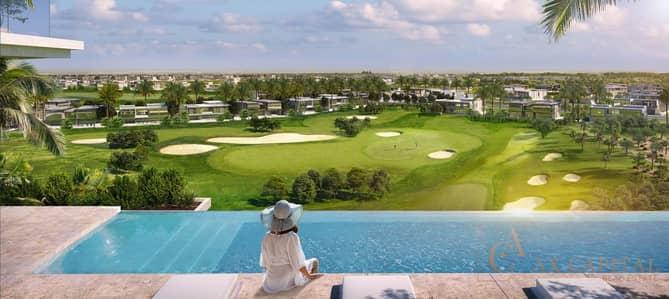 1 Bedroom Apartment for Sale in Dubai Hills Estate, Dubai - LUXURIOUS APARTMENT IN GOLF SUITES