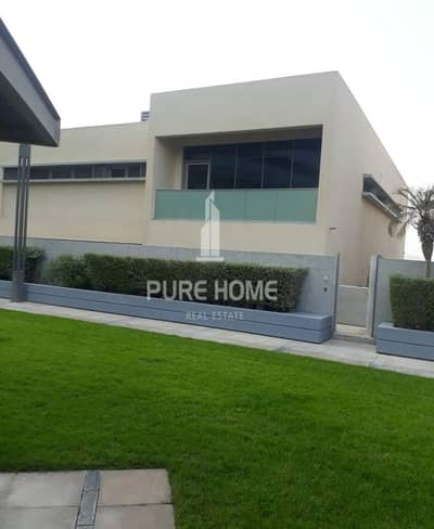 5 Bedroom Villa for Rent in Al Raha Beach, Abu Dhabi - Great Offer Stunning 5 Bedrooms Villa in Al Muneera for Rent