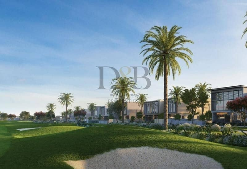 Large 6 Bed Corner Villa with Special Payment Plan