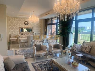 5 Bedroom Villa for Rent in DAMAC Hills (Akoya by DAMAC), Dubai - STYLISH AND ELEGANT FULLY FURNISHED 5BEDROOM IN DAMAC HILL
