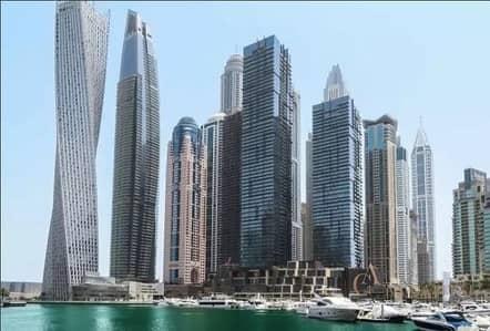 3 Bedroom Apartment for Sale in Dubai Marina, Dubai - Spacious Apartment with Full Marina view