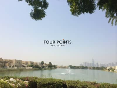 3 Bedroom Villa for Sale in The Lakes, Dubai - The Lakes   Corner 3BR   Type 3E   Al Ghadeer 2   Single Row