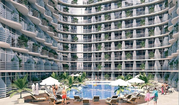 BEST OFFER    10%ROI   EASY PAYMENT PLAN   Al Mahra Resort
