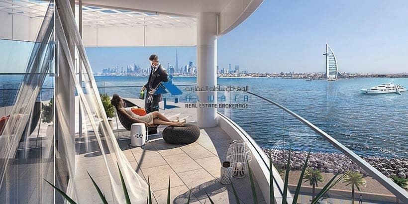 Ocean View | 1 BR | Palm Jumeirah