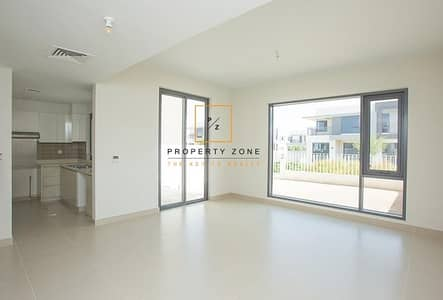 3 Bedroom Townhouse for Rent in Dubai Hills Estate, Dubai - Maple 1 I Type 2M I  3 Beds + Maids I For Rent