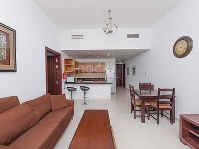 شقة 1 غرفة نوم للايجار في مدينة دبي الرياضية، دبي - Fully Furnished   1-Bed    Elite Sports Residences 5
