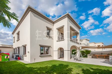 3 Bedroom Villa for Rent in Arabian Ranches 2, Dubai - December 15- Single Row - Opposite Park and Pool