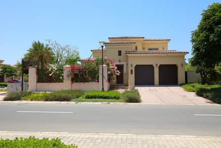 3 Bedroom Villa for Rent in Saadiyat Island, Abu Dhabi - Vacant;Fully Equipped Kitchen:Large Backyard; Pool