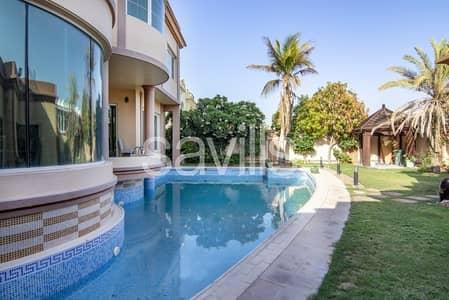 6 Bedroom Villa for Sale in Al Safa, Dubai - Classic