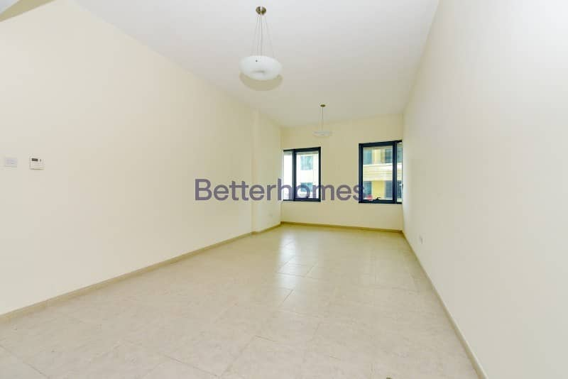 2 1 BR | Palace Tower 2 | Balcony | Rented