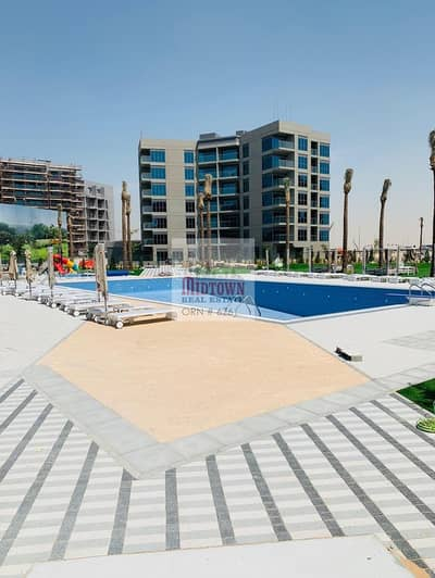 2 Bedroom Apartment for Rent in Dubai South, Dubai - |Pool View| brand new 2 br apartment available for rent in dubai south