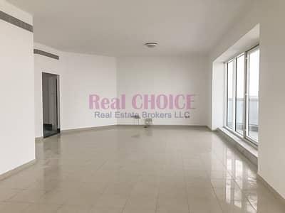 فلیٹ 3 غرفة نوم للايجار في شارع الشيخ زايد، دبي - Huge 3 Bedroom Hall Near Metro Station|Mid Floor