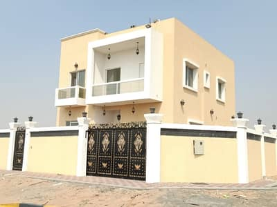 5 Bedroom Villa for Sale in Al Yasmeen, Ajman - New villa in Ajman Jasmine area freehold for all nationalities