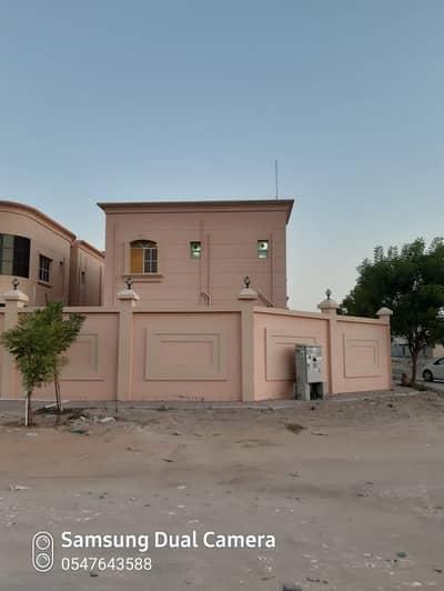 فیلا 5 غرفة نوم للايجار في المويهات، عجمان - فيلا  للايجار بعجمان منطقه المويهات تانى ساكن بالمكيفات