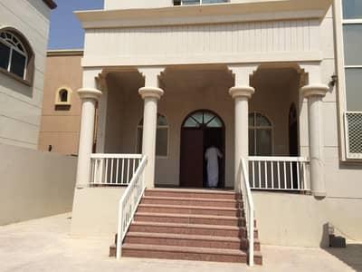 فیلا 5 غرفة نوم للايجار في المويهات، عجمان - فيلا 5BHK متوفرة للإيجار بالقرب من شارع الشيخ عمار المويهات 1 عجمان الإمارات