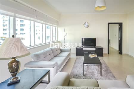 2 Bedroom Apartment for Rent in Dubai Marina, Dubai - Fully Furnished | 2 + Study | Available Now