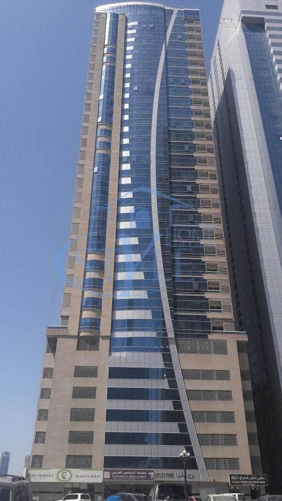 شقة في برج ريفييرا الخان 3 غرف 600000 درهم - 4147773