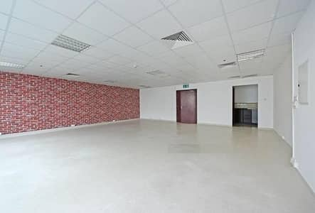 Office for Sale in Jumeirah Lake Towers (JLT), Dubai - Fully Fitted Huge office vacant and grt view