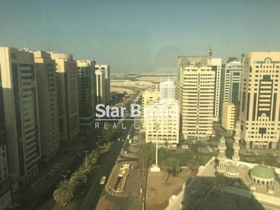 Office for Rent in Al Salam Street, Abu Dhabi - GREAT OFFER FOR THIS OFFICE SPACE IN AL SALAM STREET!
