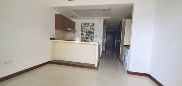 Studio for Sale in Jumeirah Village Circle (JVC), Dubai - Luxuriuos Studio (Partitioned) Separate Living and bedroom with White Goods