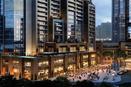 2 Bedroom Apartment for Sale in Downtown Dubai, Dubai - 2% DLD Free  - 2 YEARS installment post handover!
