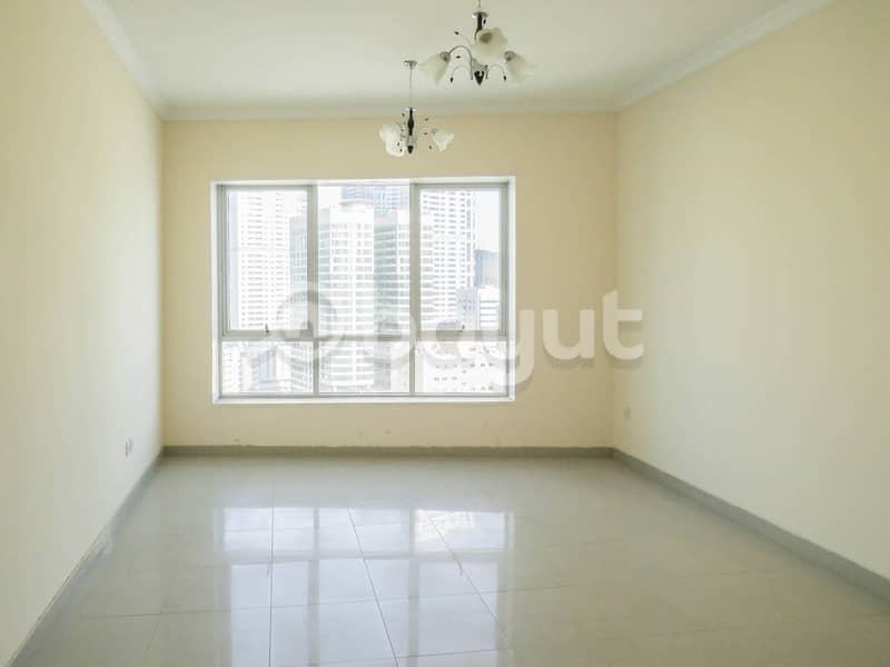Spacious 2-BR Apartment Available for Rent in Riviera Tower