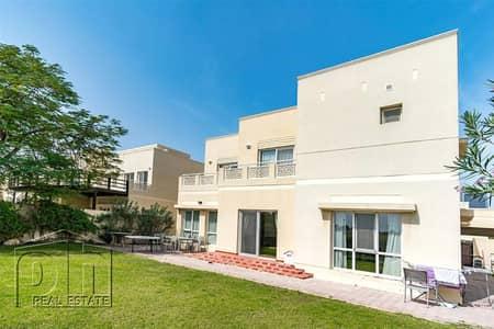 فیلا 5 غرف نوم للبيع في السهول، دبي - Golf Course View - Type 11